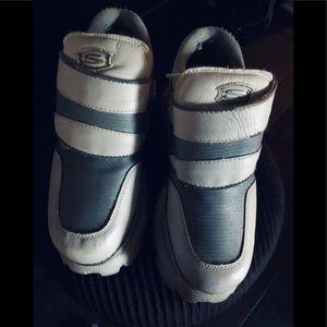 Vintage 80's platform Skechers Size 71/2